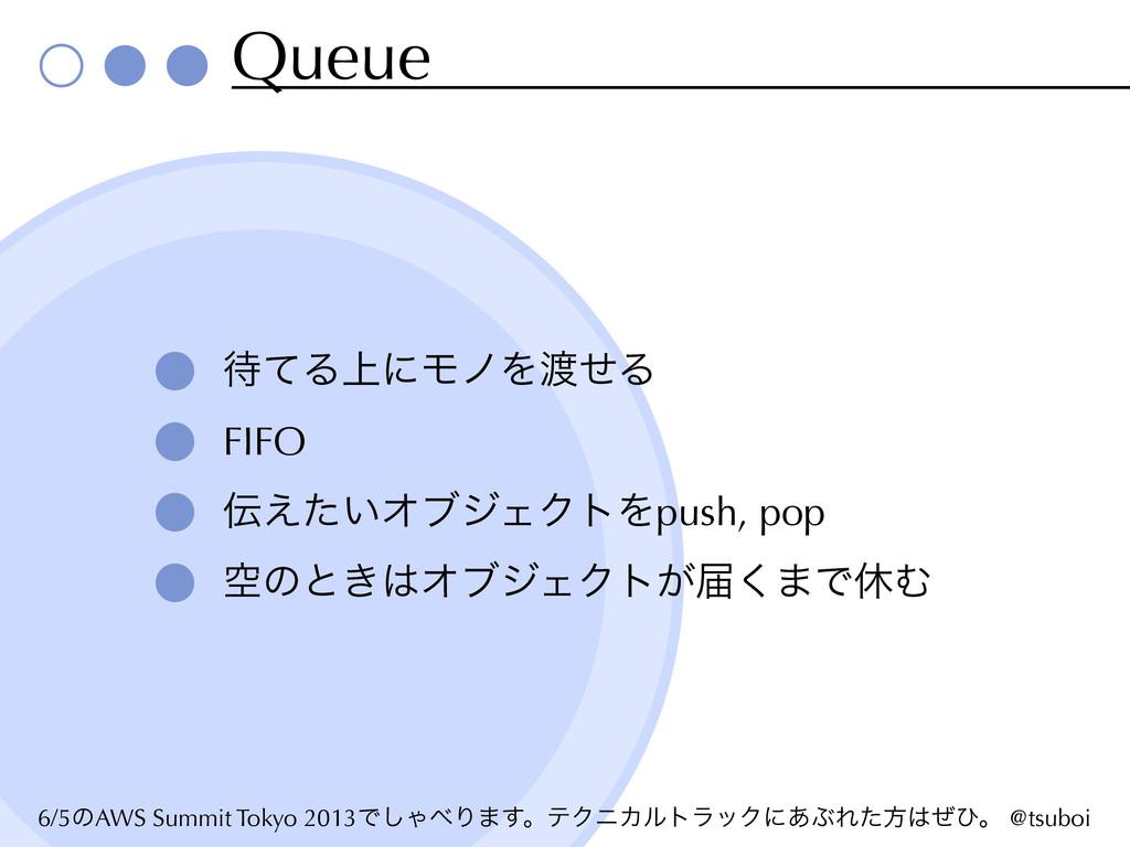 6/5ͷAWS Summit Tokyo 2013Ͱ͠ΌΓ·͢ɻςΫχΧϧτϥοΫʹ͋ͿΕͨ...
