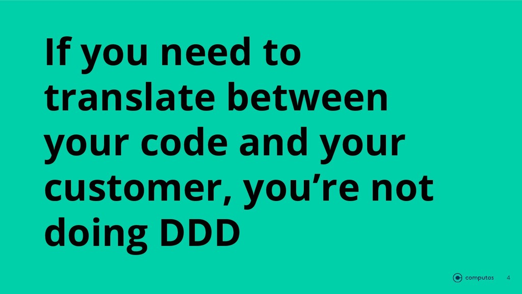 If you need to translate between your code and ...