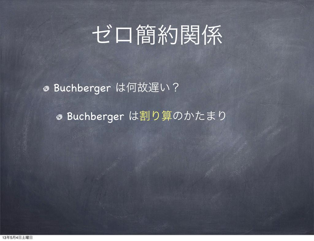 θϩ؆ؔ Buchberger Կނ͍ʁ Buchberger ׂΓͷ͔ͨ·Γ 1...