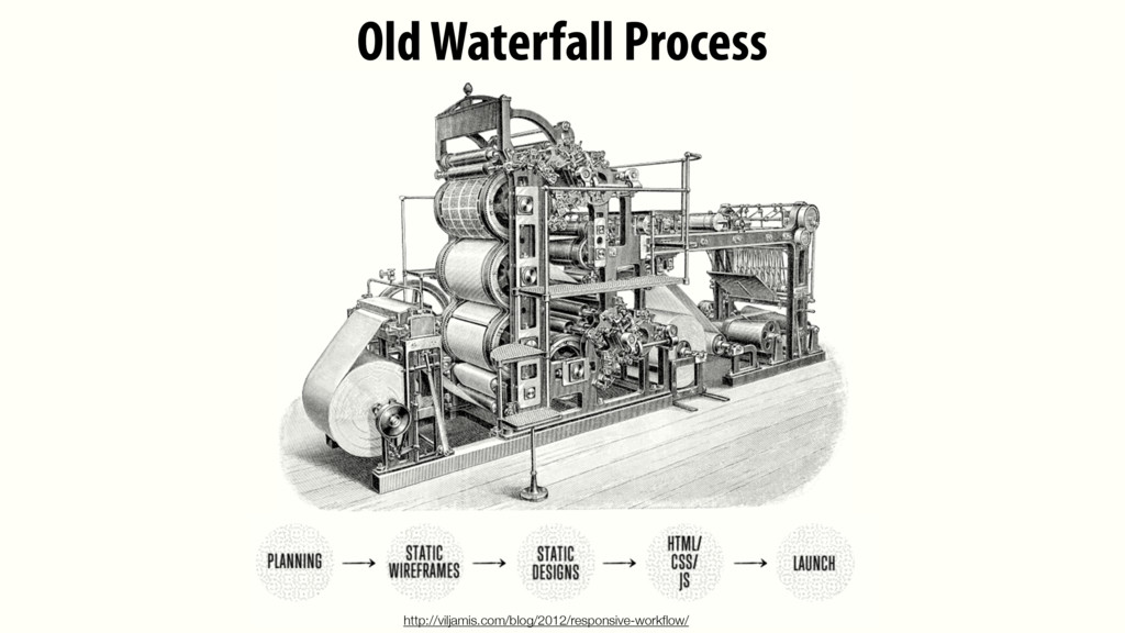 Old Waterfall Process http://viljamis.com/blog/...