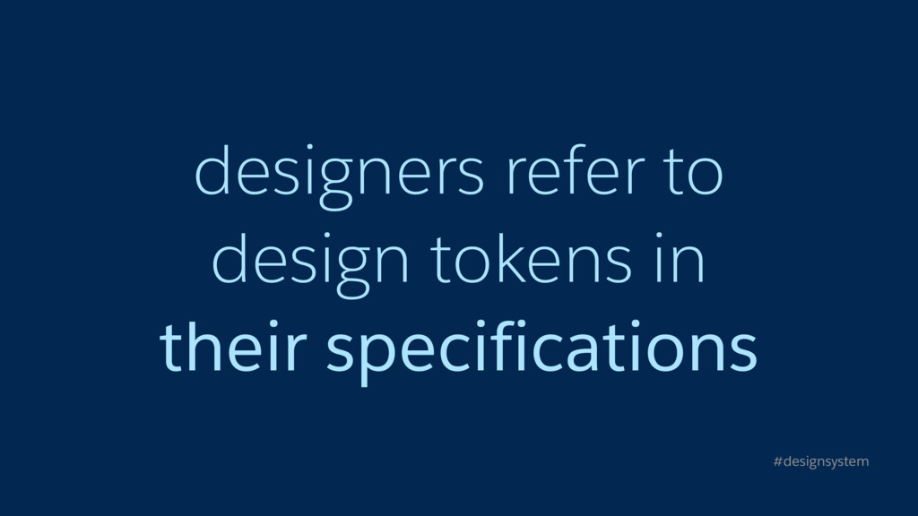 designers refer to