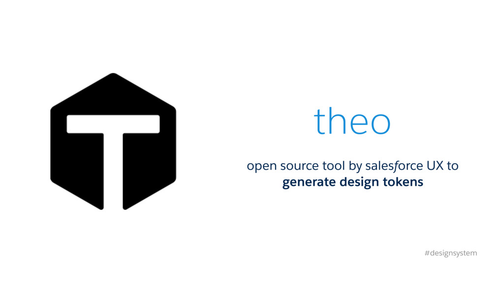 theo open source tool by salesforce UX to gener...