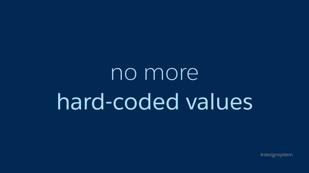 no more