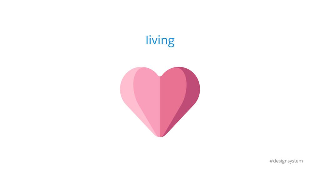 living #designsystem