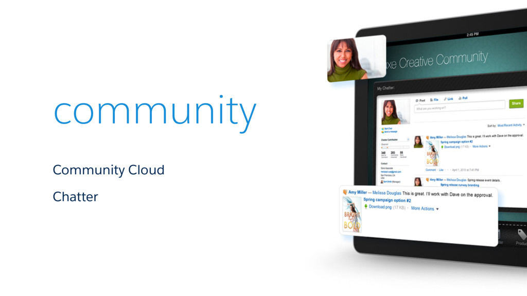 community Community Cloud Chatter #designsystem