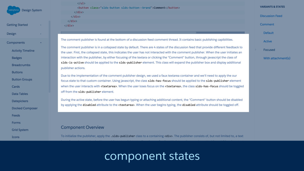 component states