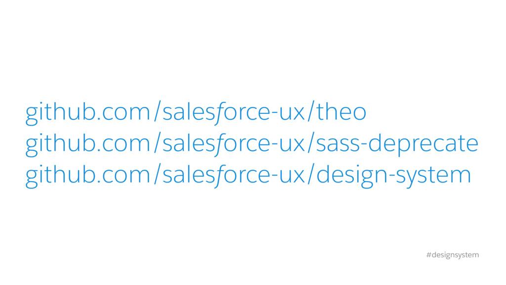 github.com/salesforce-ux/theo github.com/salesf...
