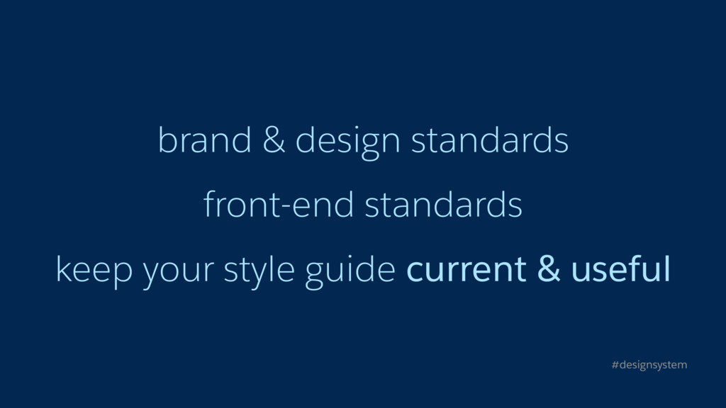 brand & design standards front-end standards ke...