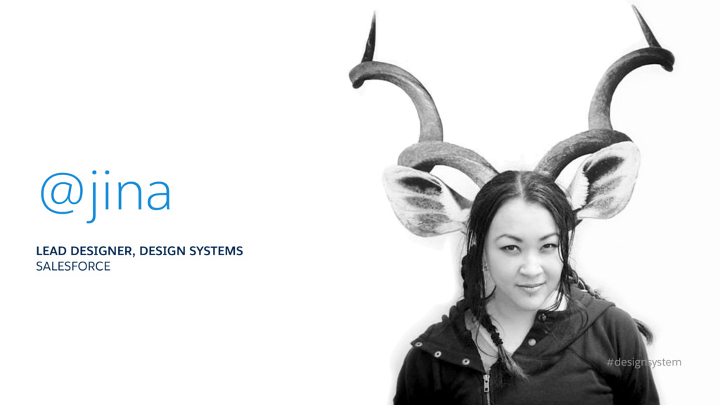 @jina LEAD DESIGNER, DESIGN SYSTEMS SALESFORCE ...