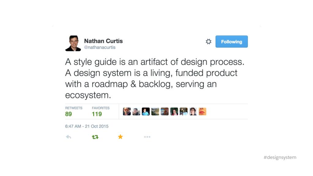 #designsystem