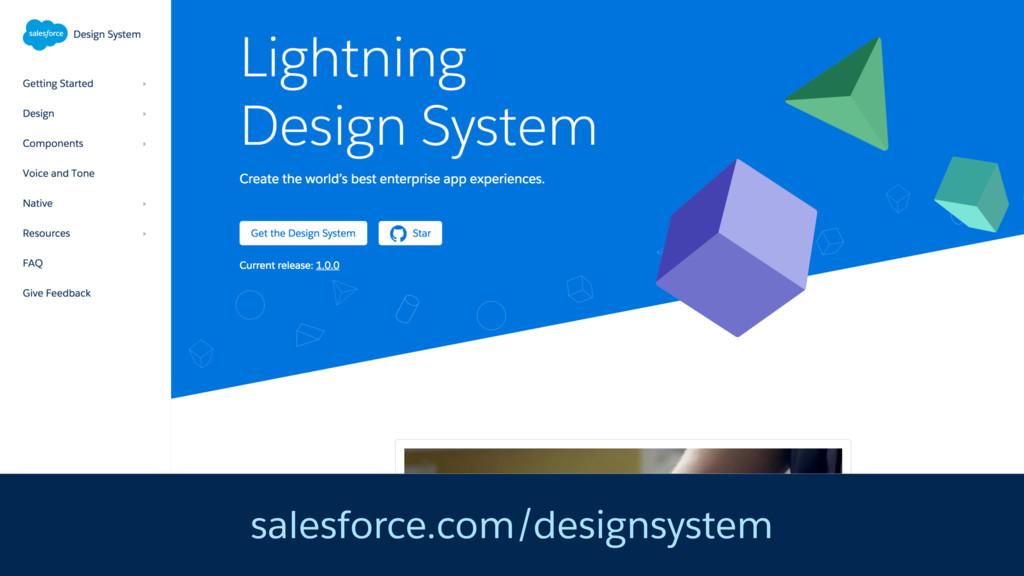 salesforce.com/designsystem