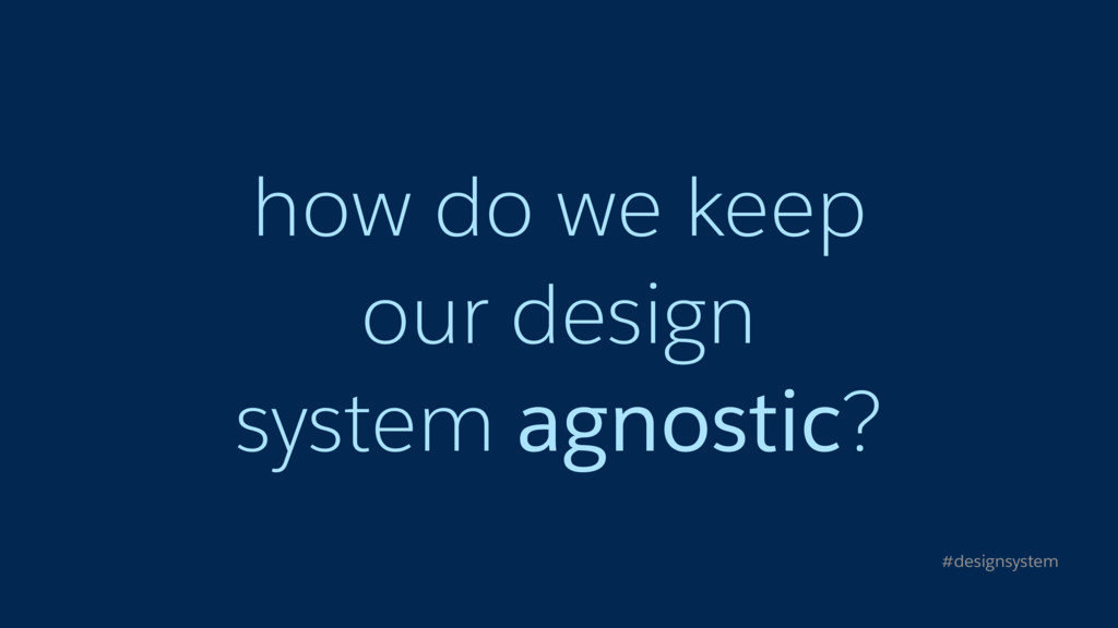 how do we keep 
