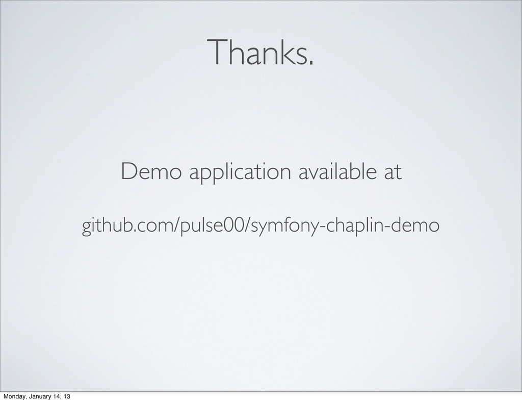 Demo application available at github.com/pulse0...