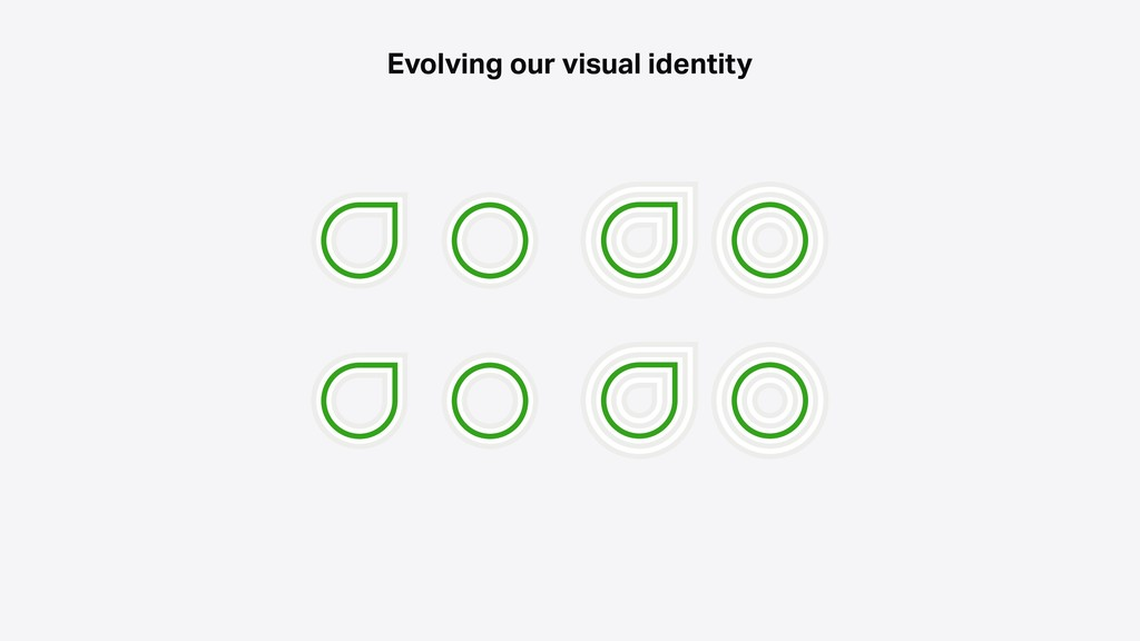 Evolving our visual identity