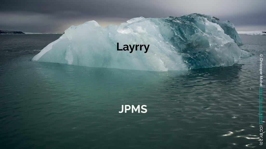 @gunnarmorling | @aalmiray #Layrry Layrry JPMS ...