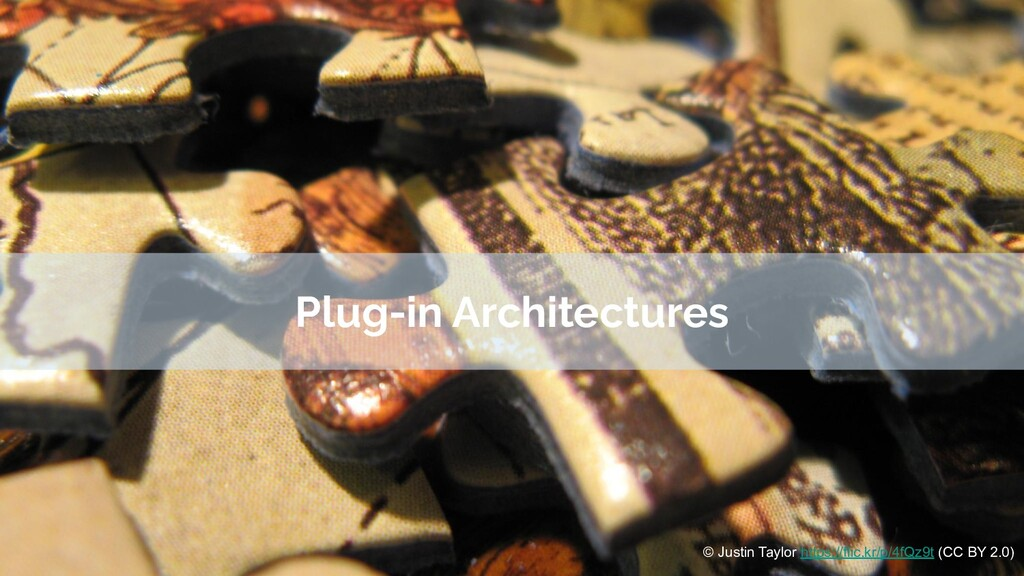 @gunnarmorling | @aalmiray #Layrry Plug-in Arch...
