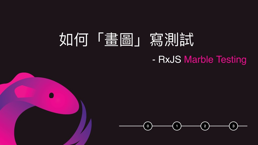 ই֜̿向瑽̀䌃介手 - RxJS Marble Testing