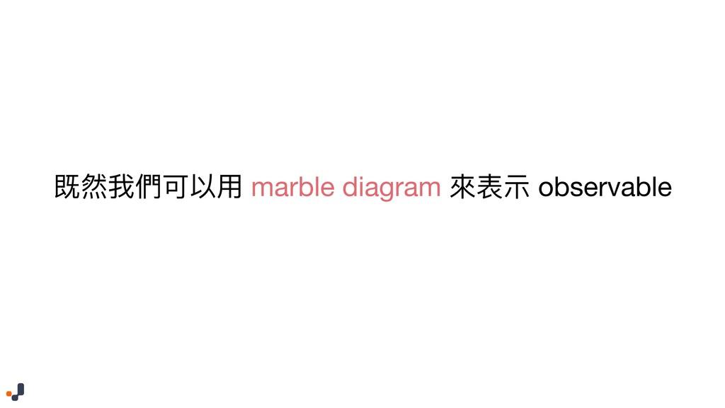 碪簁౯㮉ݢ犥አ marble diagram 㬵蔭纈 observable