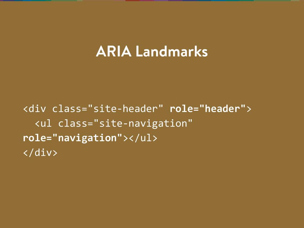 "<div class=""site-‐header"" role=""header"">   ..."