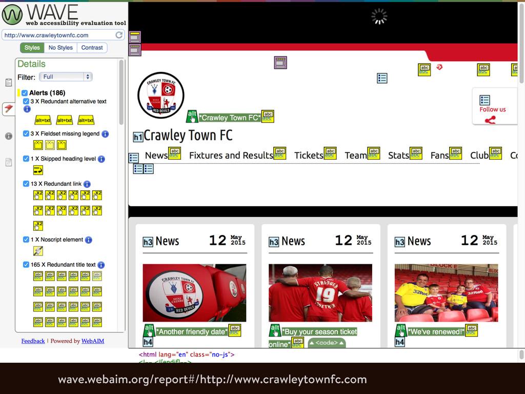 wave.webaim.org/report#/http://www.crawleytownf...