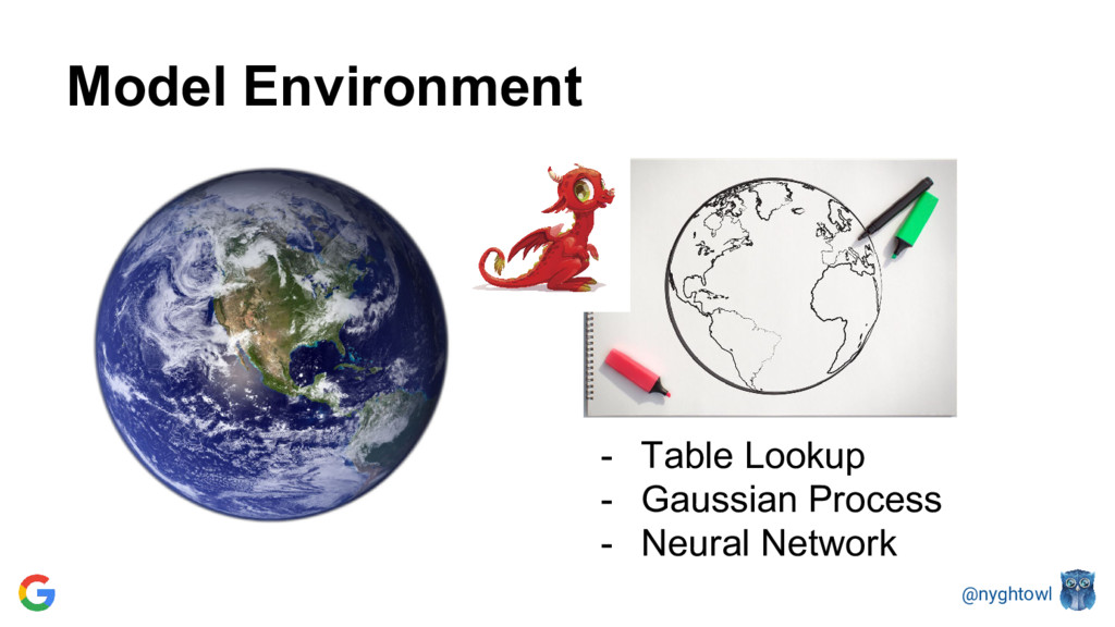 @nyghtowl Model Environment - Table Lookup - Ga...