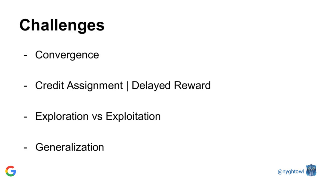 @nyghtowl Challenges - Convergence - Credit Ass...