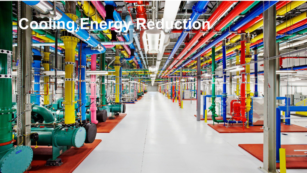 @nyghtowl Cooling Energy Reduction