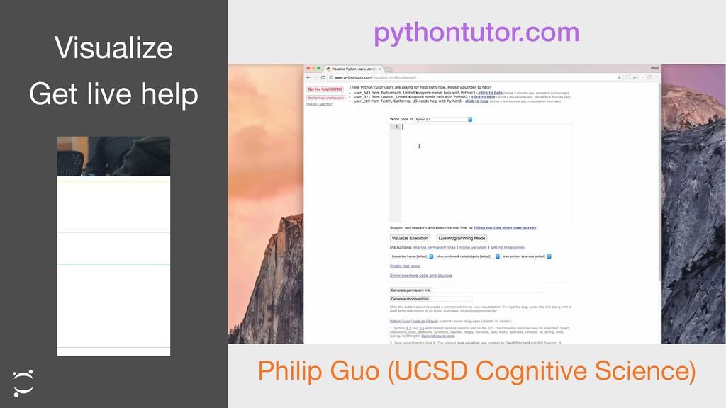 Visualize   Get live help pythontutor.com Phili...