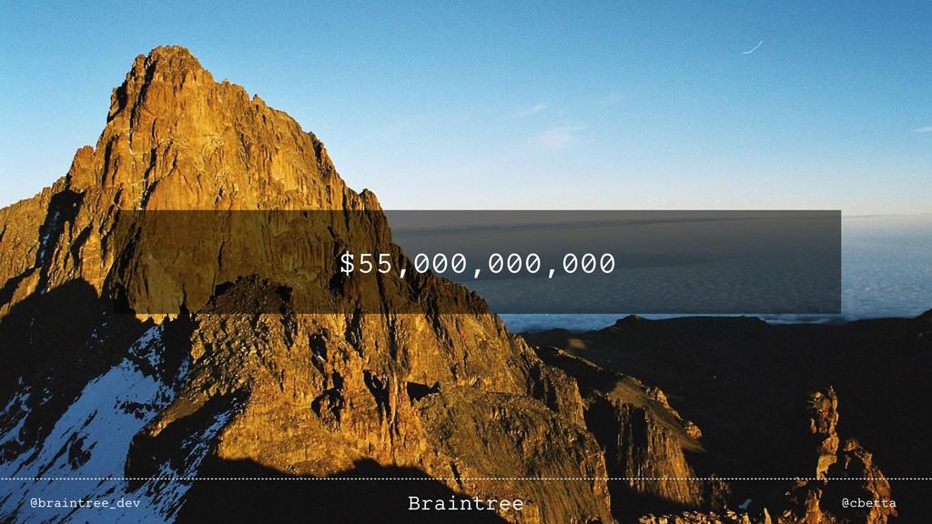 @braintree_dev @cbetta Braintree $55,000,000,000
