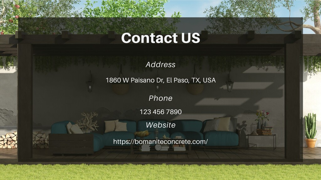 Contact US Address 1860 W Paisano Dr, El Paso, ...