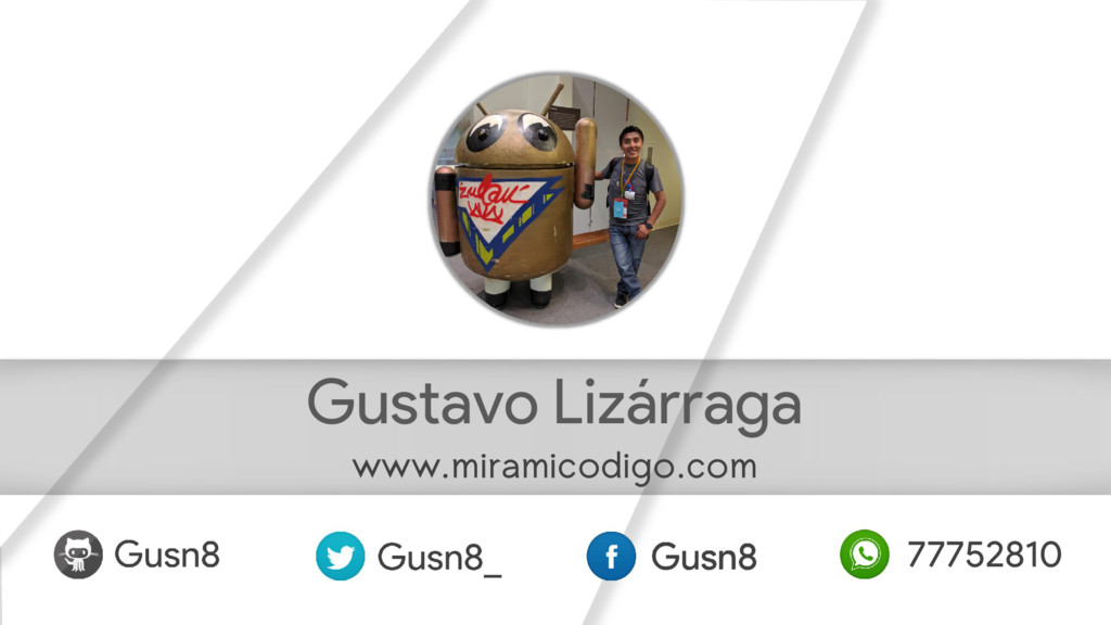 Gusn8 Gusn8_ Gusn8 77752810 Gustavo Lizárraga w...