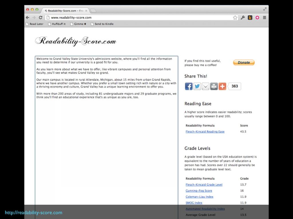 http://readability-score.com