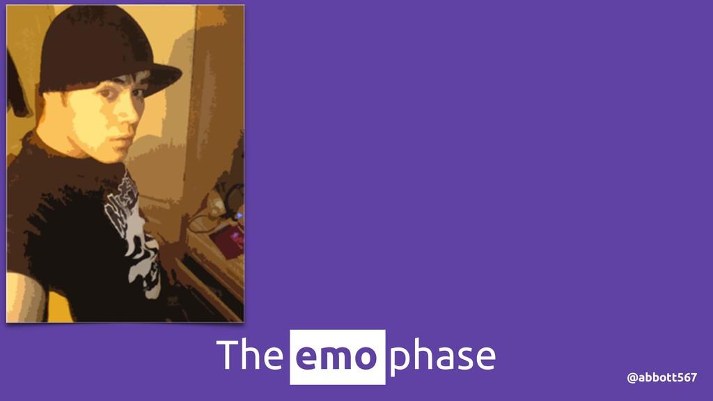 @abbott567 The emo phase