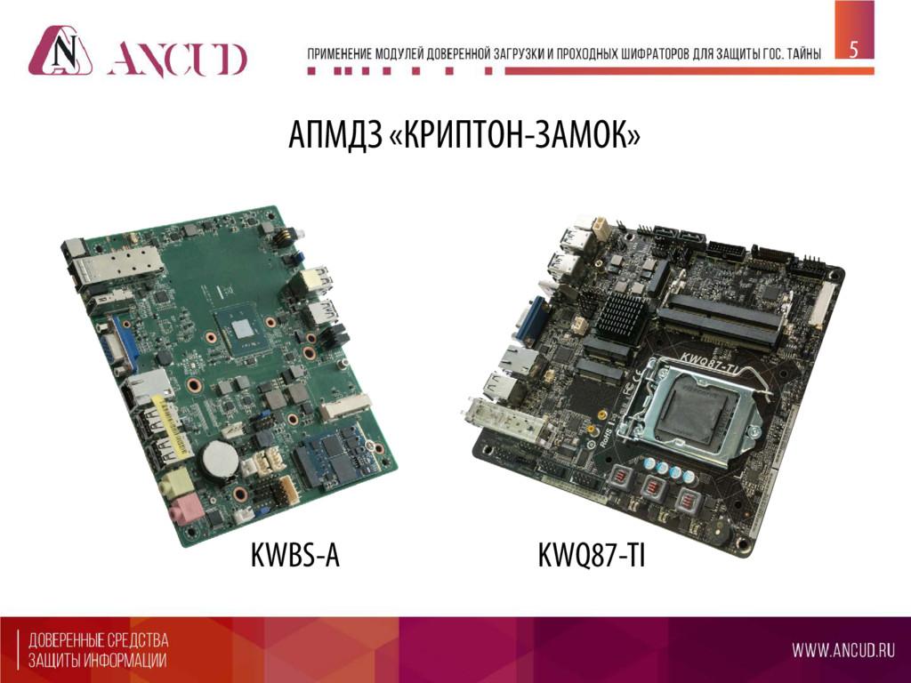 5 KWBS-A АПМДЗ «КРИПТОН-ЗАМОК» KWQ87-TI