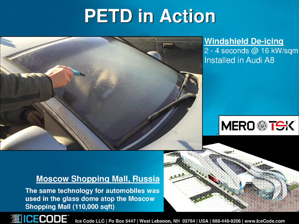 Moscow Shopping Mall, Russia The same technolog...