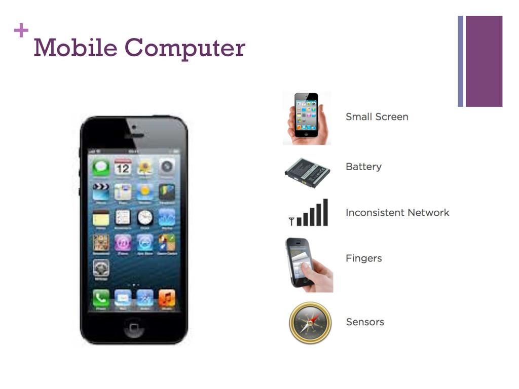 + Mobile Computer