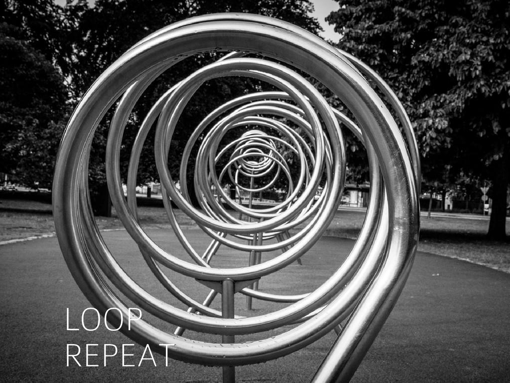 STORYTELLING LOOP REPEAT