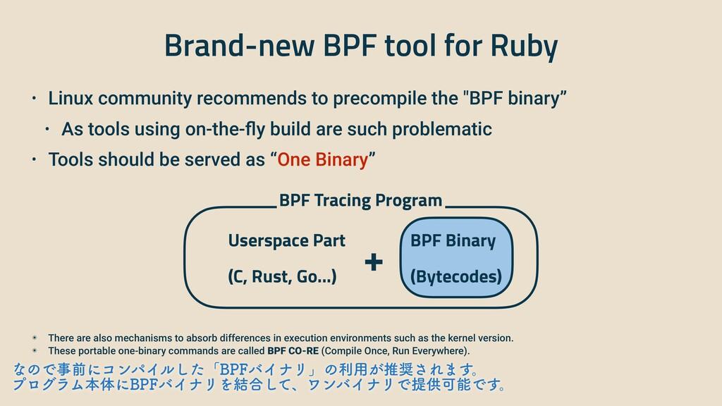 Brand-new BPF tool for Ruby • Linux community r...