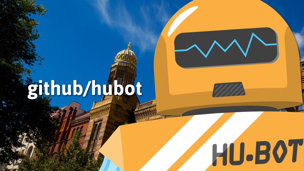 github/hubot