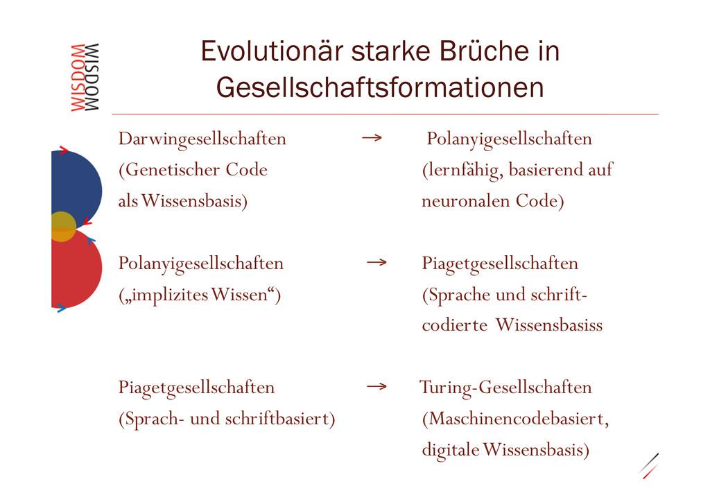 "0.29""9 Evolutionär starke Brüche in Gesellschaf..."