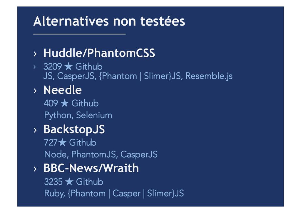 › Huddle/PhantomCSS › 3209 ★ Github JS, Caspe...