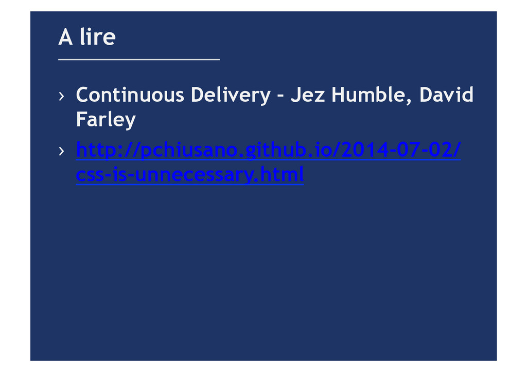 › Continuous Delivery – Jez Humble, David Farl...