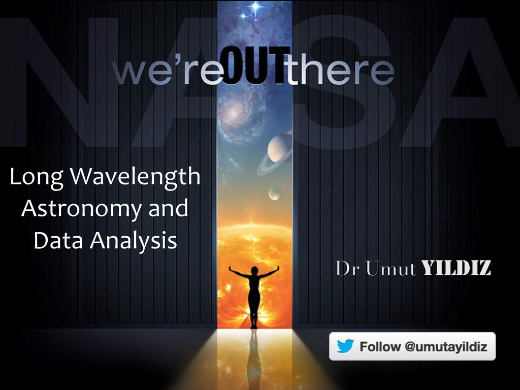 Long Wavelength  Astronomy and  Dat...