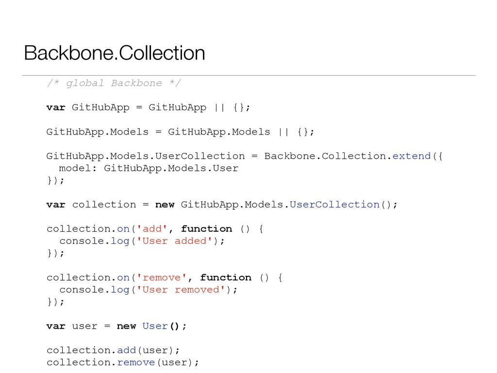 Backbone.Collection /* global Backbone */ var G...