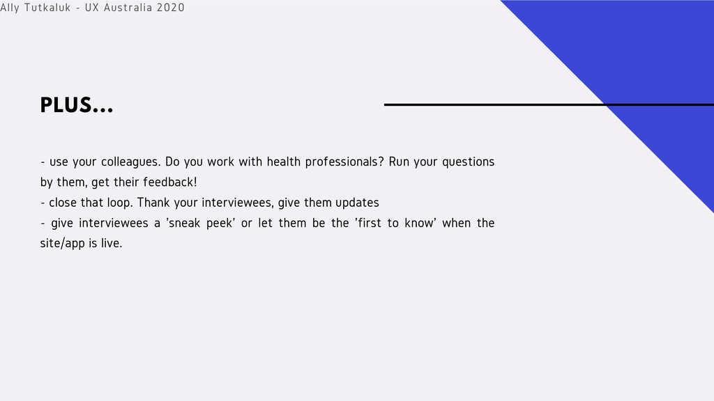 - use your colleagues. Do you work with health ...