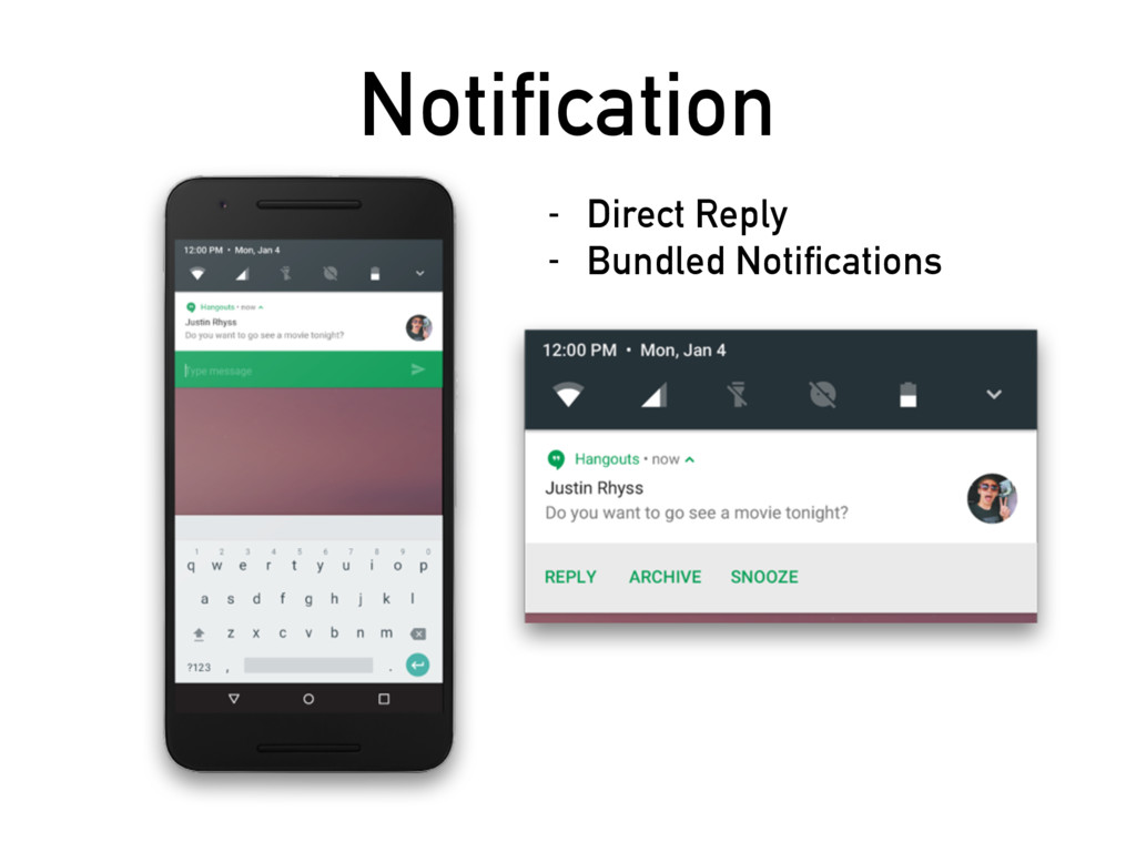 Notification - Direct Reply - Bundled Notificat...