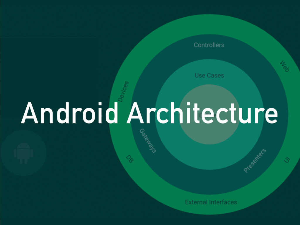 Android Architecture