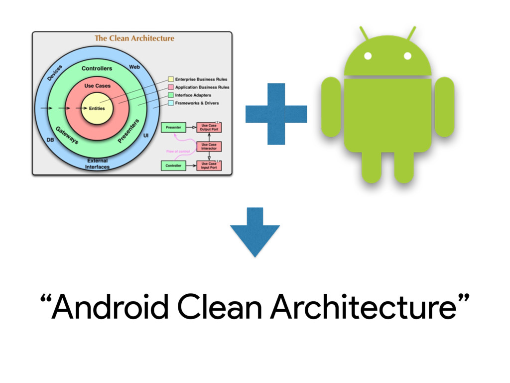 """""""Android Clean Architecture"""""""