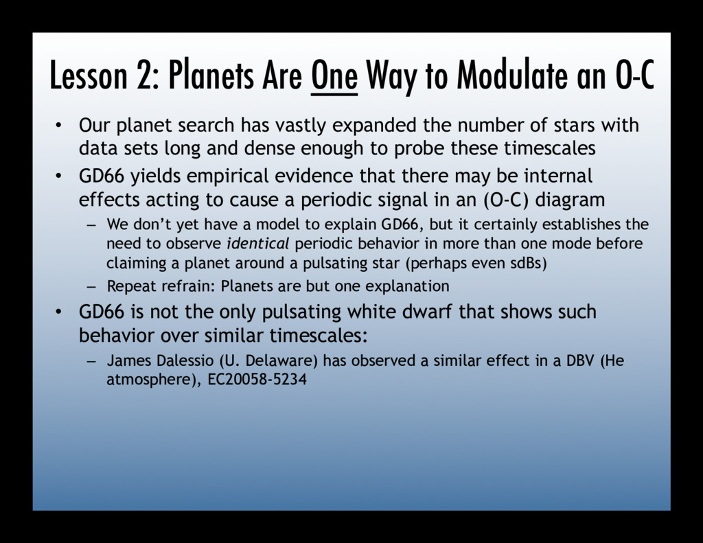 Lesson 2: Planets Are One Way to Modulate an O-...