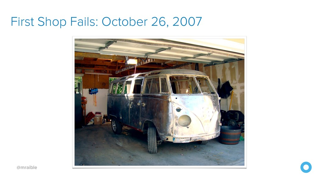 @mraible First Shop Fails: October 26, 2007